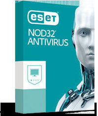 China Upgrade Computer Antivirus Software Download Eset NOD32 3 Users License Online supplier