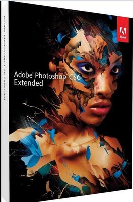 China English Adobe Graphic Design Software , Adobe Photoshop CS6 Extended Software supplier