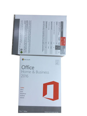 China International MS Office Home And Business 2016 , Microsoft Office 2016 Versions supplier