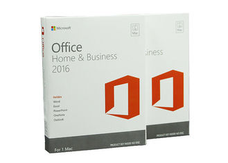 China Microsoft Office Home And Business 2016 Activation , Microsoft Office For Mac Versions supplier