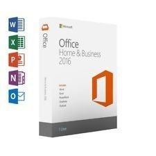China DVD Online Activation MS Office Home And Business 2016 HB Key With Download File supplier