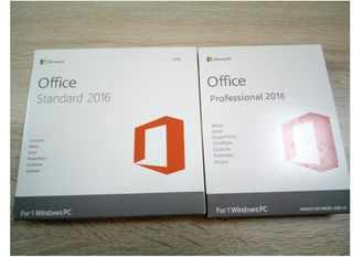 China Genuine MS Office Professional 2016 Product Key , Microsoft Office 2016 Pro Plus Key supplier