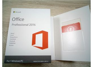 China Online Activation Microsoft Office Professional Plus 2016 Download With Product Key supplier