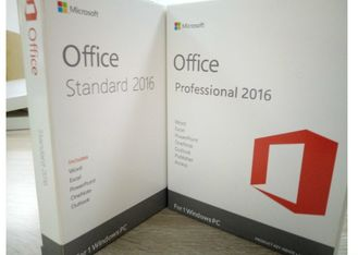 China Genuine MS Office Professional 2016 Product Key , Microsoft Office 2016 Activation Code supplier