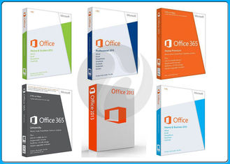China International Microsoft Office Plus 2013 Product Key COA Sticker Full Version supplier