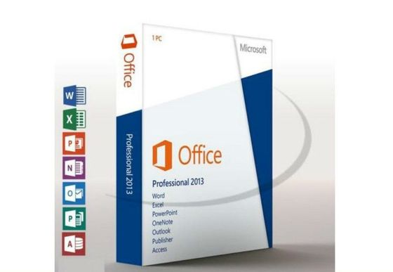 China OEM Microsoft Office Product Key Code , Microsoft Office 2013 Professional Plus Original supplier