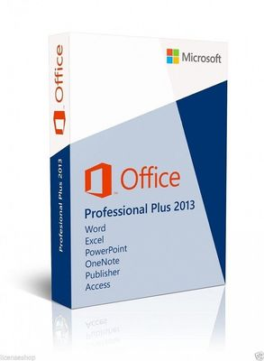 China Not Download MS Office 2013 Product Key , Office 2013 Standard License Key supplier