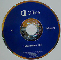 China Microsoft Office 2013 Professional Product Key Activation Retail Pack Version supplier
