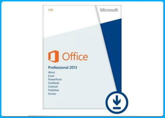 China Full Genuine Version MS Office 2013 Product Key , Office 2013 Pro Plus License supplier