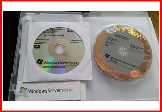 China Full Version Windows Server 2008 R2 Standard , Win Server 2008 R2 Enterprise supplier
