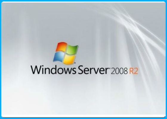 China Genuine Microsoft Windows Server 2008 R2 Standard Retail Box Enterprise 25 Cals supplier