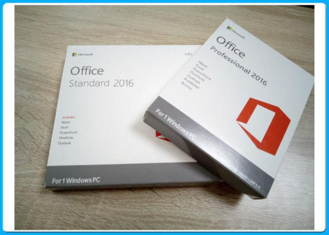 Genuine Product Key Microsoft Office 2016 Pro Plus With 3.0 Usb Flash Drive