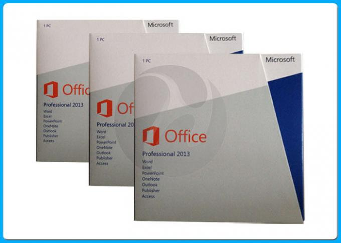 Original Microsoft Office 2013 Professional Software Deutsche Vollversion