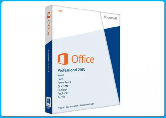 Pro microsoft office 2013 retail pack , Microsoft Office 2013 Professional Software Plus Genuine Retail License