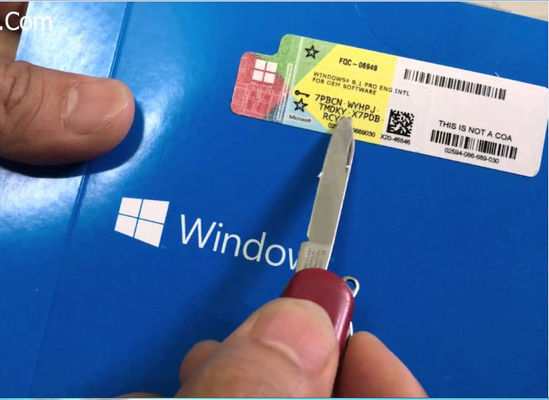 China 100% Online Activation Windows 10 Pro OEM Key , Product Key Windows 10 Home factory