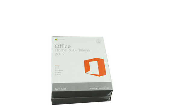 China Free Instant Microsoft Office 2016 Home And Business 64 Bit PC Key Card factory