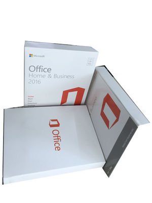 China 32 / 64 Bit MS Office Home And Business 2016 , Microsoft Office For Mac factory