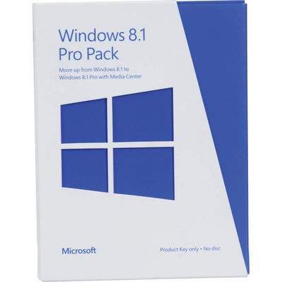 China Microsoft Windows 8.1 Full Version / Activation Key Windows 8.1 Professional OEM distributor