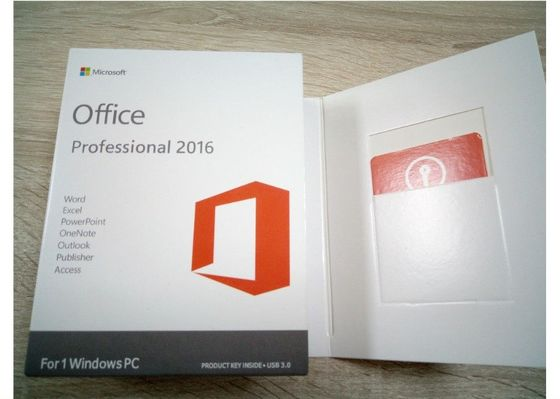 China Online Activation Microsoft Office Professional Plus 2016 Download With Product Key distributor