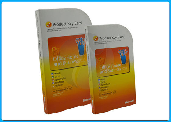 China English Microsoft Office Professional 2010 / 2013 Product Key Plus Sticker Label distributor