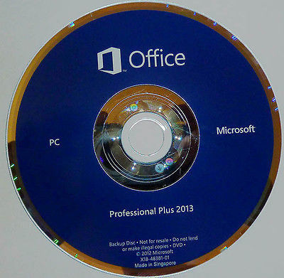 China Microsoft Office 2013 Professional Product Key Activation Retail Pack Version factory