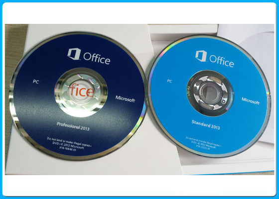 China PC MS Office 2013 Product Key Microsoft Office 2013 Professional Retail Box factory