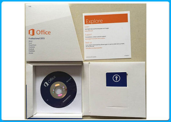 China Microsoft Office 2013 Professional 32 Bit 64 Bit 269 - 16094 DVD 1 PC distributor