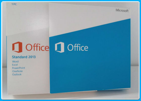 China Office 2013 Pro Plus License , Microsoft Office Standard 2013 Product Key distributor