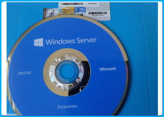 China Small Business Windows Server 2012 R2 Standard , Microsoft Server 2012 Datacenter factory