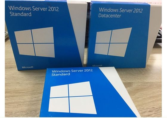 China Microsoft Windows Server 2012 R2 Datacenter Standard English Versions DVD OEM PACK factory