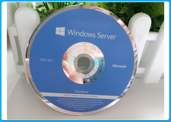 China Flexible Windows 2012 Standard , Server 2012 R2 Standard OEM 100% Activation distributor