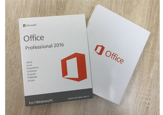 China English Version Windows Server 2016 OEM , Microsoft Office 2016 Professional Plus factory