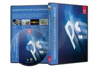 Windows Adobe Graphic Design Software Photoshop Extended CS5 Five Language